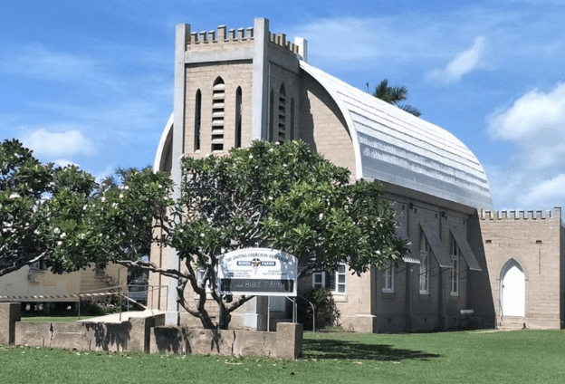 Uniting Church Bowen - Integrabuild