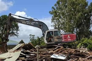 demolition services now