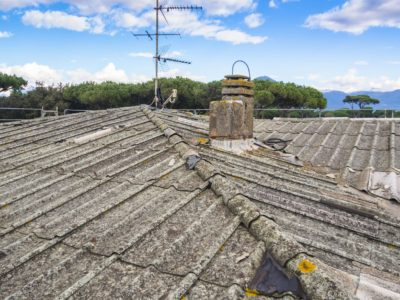 Asbestos Roof Removed by Intergrabuild
