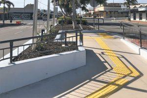Herbert Street Pedestrian Crossing - Bowen - built by Intergrabuild 2-min