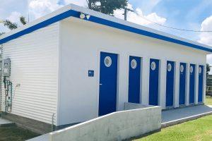 Port Denison Disabled Ammenities Block - Bowen