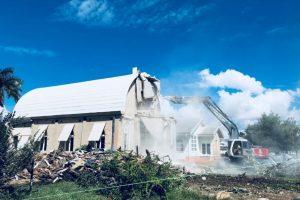Prebyterian Church Bowen Demolished 4