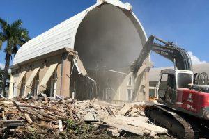 Prebyterian Church Bowen Demolished 5